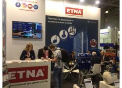 Компания ETNA на выставке Aquatherm Moscow 2019