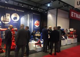 Компания ETNA на выставке MCE 2018 EXPOCOMFORT